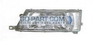 1992-1994 Subaru Legacy Headlight Assembly - Left (Driver)