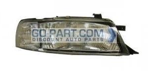 1995-1998 Suzuki Esteem Headlight Assembly - Right (Passenger)