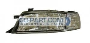 1995-1998 Suzuki Esteem Headlight Assembly - Left (Driver)