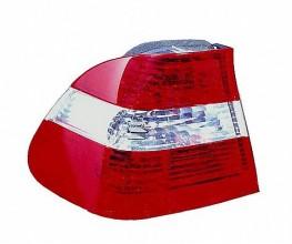 2002-2004 BMW 325i Tail Light Rear Lamp - Left (Driver)