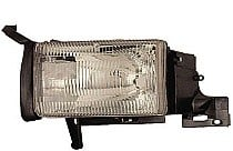 1994-2002 Dodge Ram Headlight Assembly (without Sport Package) - Left (Driver)