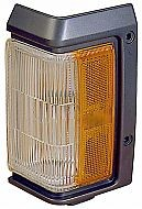 1988-1989 Nissan Pickup Corner Light (with Sealed Beam Headlamps / with Bulb) - Left (Driver)