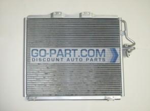 2003-2003 Jeep Wrangler A/C (AC) Condenser