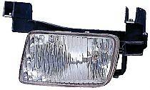 1998-1999 Nissan Altima Fog Light Lamp - Left (Driver)