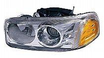 2000-2006 GMC Yukon Headlight Assembly - Left (Driver)