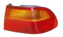 1992-1995 Honda Civic Tail Light Rear Lamp (Coupe/Sedan / Body Mounted) - Right (Passenger)