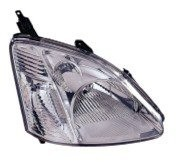 2001-2003 Honda Civic Headlight Assembly (Hatchback / SI) - Right (Passenger)