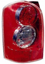 2004-2006 Mazda MPV Tail Light Rear Lamp (without Rocker Moldings) - Left (Driver)