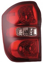 2004-2005 Toyota RAV4 Tail Light Rear Lamp - Left (Driver)