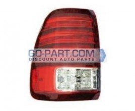 2006-2007 Lexus LX470 Tail Light Rear Lamp (On Body) - Left (Driver)