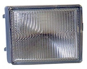 1995-1997 Volkswagen Passat Front Side Reflector (Tow Eye Reflector / with Fog Lamps) - Left (Driver)
