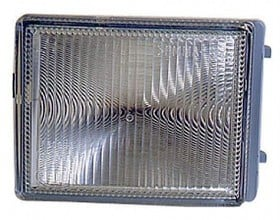 1995-1997 Volkswagen Passat Front Side Reflector (Tow Eye Reflector / with Fog Lamps) - Right (Passenger)