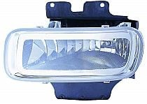 2004-2005 Ford F-Series Light Duty Pickup Fog Light Lamp (Without Bracket Or Bulb) - Left (Driver)
