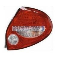 2000-2001 Nissan Maxima Tail Light Rear Lamp (SE / with Bulb) - Right (Passenger)