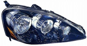 2005-2006 Acura RSX Headlight Assembly - Right (Passenger)