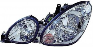 1998-2000 Lexus GS300 Headlight Assembly - Left (Driver)