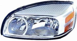 2005-2007 Buick Terraza Headlight Assembly - Right (Passenger)