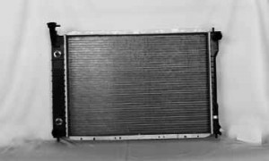 1996-1998 Nissan Quest Radiator