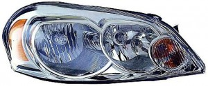 2006-2012 Chevrolet (Chevy) Monte Carlo Headlight Assembly - Right (Passenger)