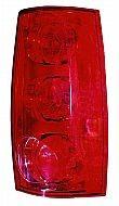 2007-2011 GMC Yukon XL Tail Light Rear Lamp - Right (Passenger)