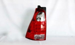 2006-2009 Toyota 4Runner Tail Light Rear Lamp - Left (Driver)
