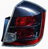 2007-2009 Nissan Sentra Tail Light Rear Lamp (with 2.5L Engine) - Right (Passenger)