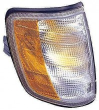 1994-1994 Mercedes Benz E500 Parking / Signal Light (Park/Signal Combination / with Bulb) - Right (Passenger)
