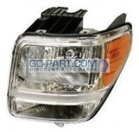2007-2009 Dodge Nitro Headlight Assembly - Left (Driver)
