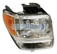 2007-2009 Dodge Nitro Headlight Assembly - Right (Passenger)