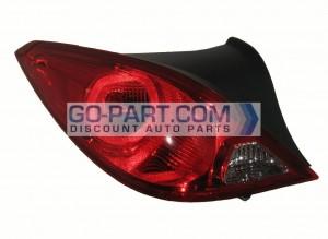 2005-2009 Pontiac G6 Tail Light Rear Lamp - Left (Driver)