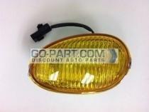 1998-1999 Hyundai Accent Fog Light Lamp - Left (Driver)