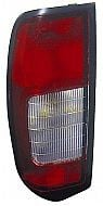 1998-1999 Nissan Frontier Tail Light Rear Lamp - Left (Driver)