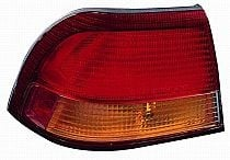 1997-1999 Nissan Maxima Tail Light Rear Lamp (Body Mounted / OEM# 26555-0L725) - Left (Driver)