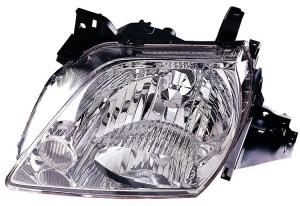 2002-2003 Mazda MPV Headlight Assembly - Left (Driver)