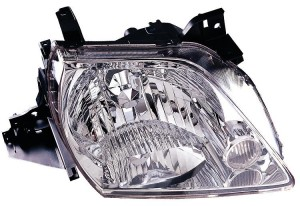 2002-2003 Mazda MPV Headlight Assembly - Right (Passenger)