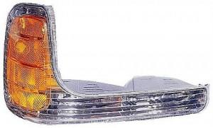 1999-2000 Cadillac Escalade Parking / Signal / Marker / Running Light - Right (Passenger)