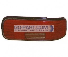 1993-1996 Chevrolet Chevy Caprice Tail Light Rear Lamp (Sedan / Caprice) - Left (Driver)