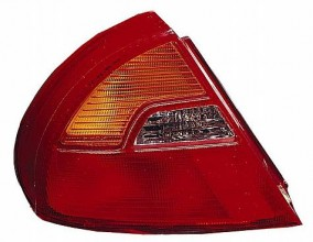 1999-2002 Mitsubishi Mirage Tail Light Rear Lamp - Left (Driver)