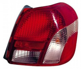 2000-2002 Toyota Echo Tail Light Rear Lamp - Right (Passenger)