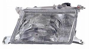1995-1997 Lexus LS400 Headlight Assembly - Left (Driver)