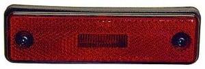 1987-1991 Toyota Camry Rear Marker Light - Right (Passenger)