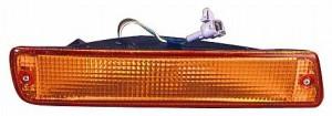 1991-1992 Toyota Landcruiser Front Signal Light - Left (Driver)