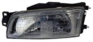 1993-1996 Mitsubishi Mirage Headlight Assembly (Sedan) - Left (Driver)