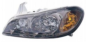 2000-2001 Infiniti I30 Headlight Assembly (with Touring Package /  Halogen) - Left (Driver)