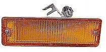 1988-1989 Nissan Pickup Bumper Parking / Signal Light (1 Ton) - Left (Driver)
