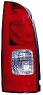 2001-2002 Nissan Quest Van Tail Light Rear Lamp - Left (Driver)