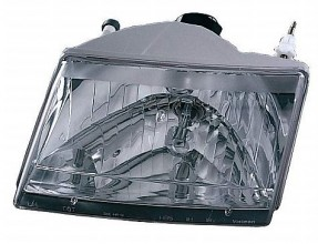 2001-2010 Mazda B2500 Headlight Assembly - Left (Driver)