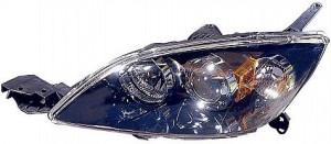 2004-2009 Mazda 3 Mazda3 Headlight Assembly (Wagon) - Left (Driver)