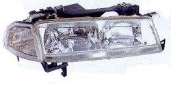 1992-1996 Honda Prelude Headlight Assembly - Right (Passenger)