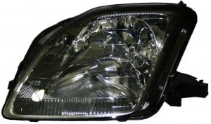1997-2001 Honda Prelude Headlight Assembly - Left (Driver)
